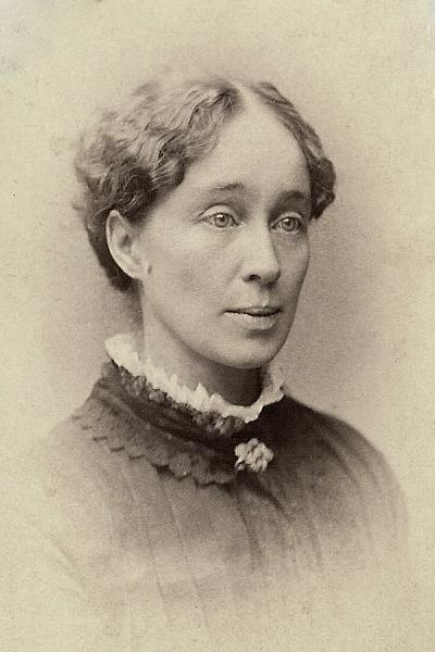 Photo of Sarah Thomas, Lavinia Goodell's cousin