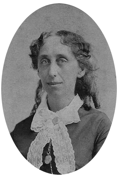 Photograph of Lavinia Goodell