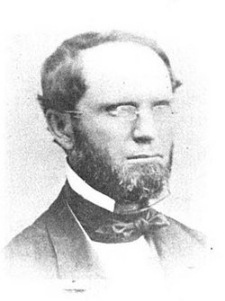 Photograph of Judge Harmon Conger