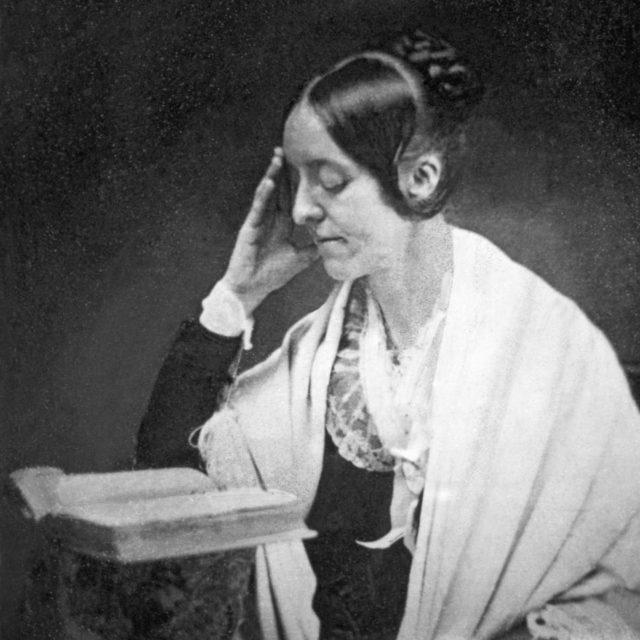 Photo of Margaret Fuller