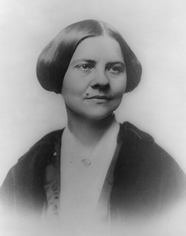 Photo of Lucy Stone
